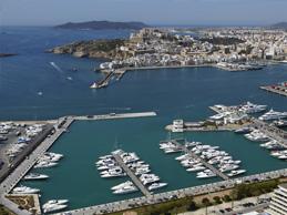 Amarres Marina Ibiza - Servicios Náuticos Ibiza