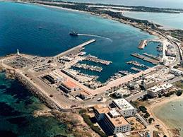 Amarres Marina Formentera - Servicios Náuticos Ibiza
